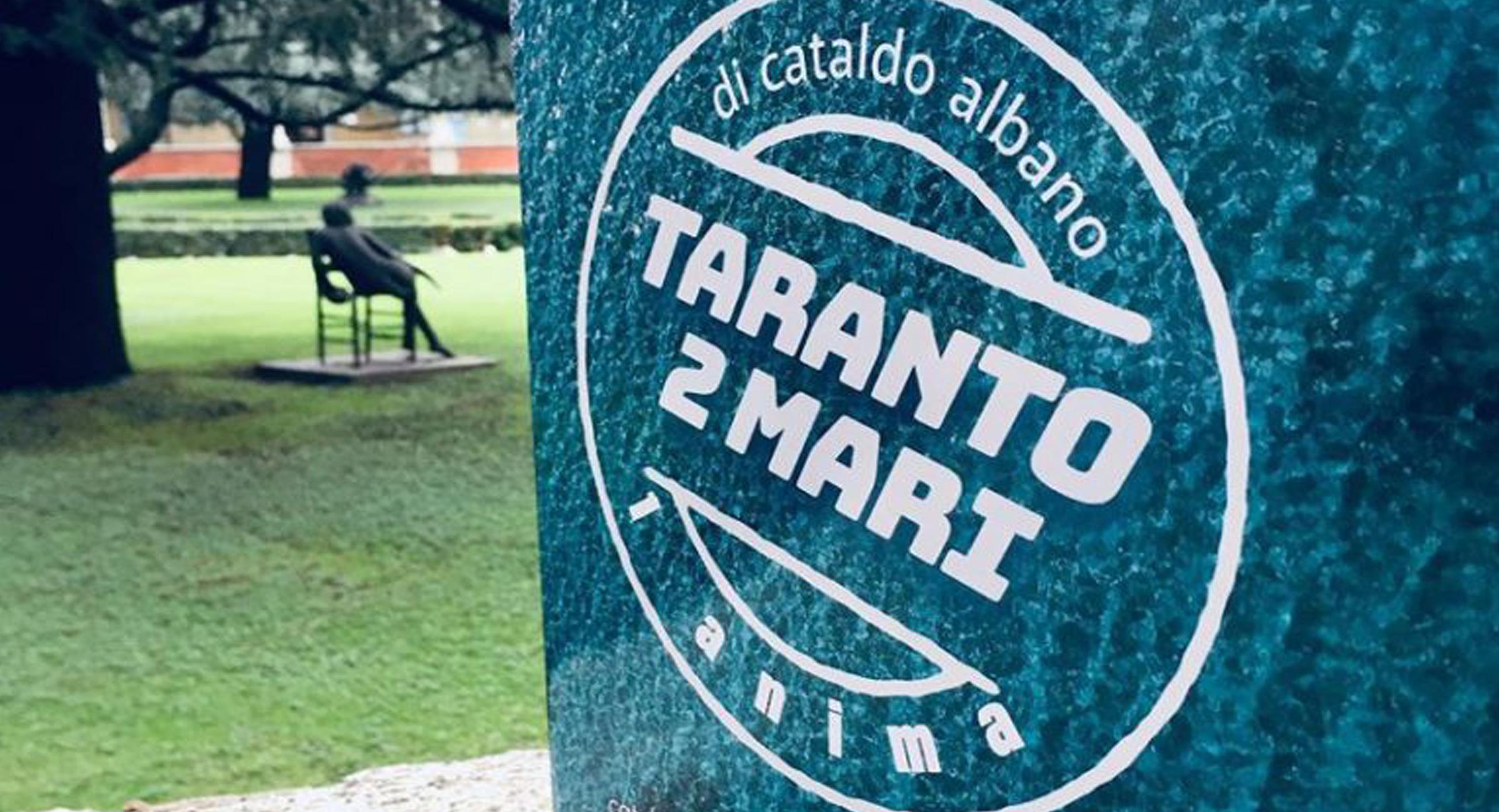 TARANTO 2 MARI 1 ANIMA  AL CASTELLO ARAGONESE DI TARANTO