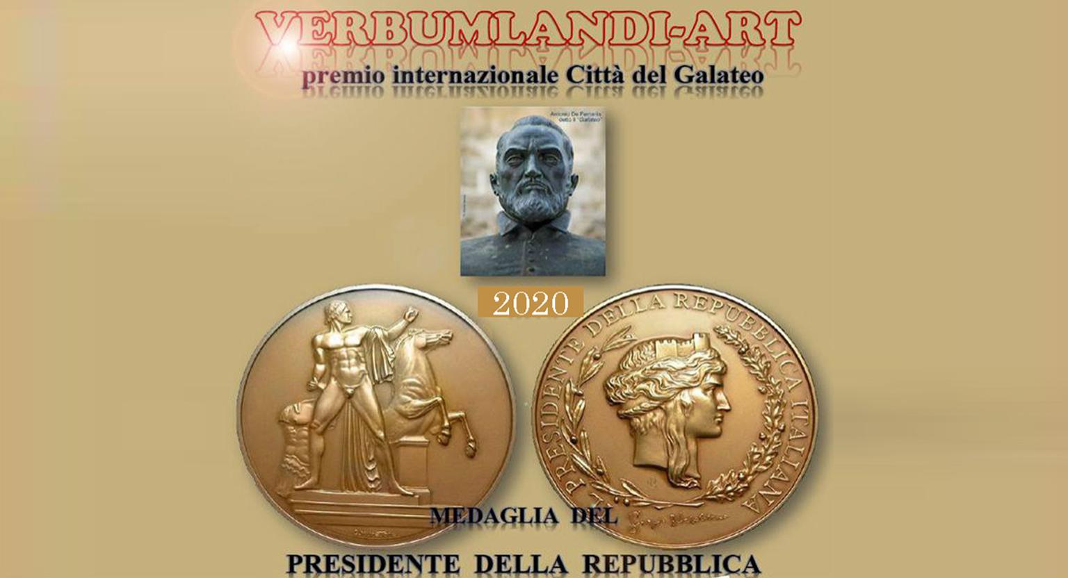 "FOREIGN AUTHORS WINNING THE VII EDITION OF INTERNATIONAL AWARD ""CITY OF GALATEO – ANTONIO DE FERRARIIS"" 2020"