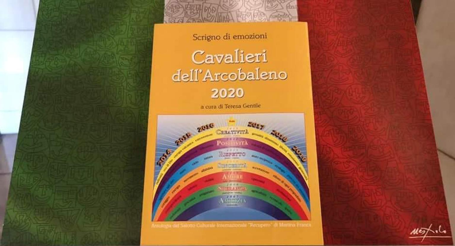 Cavalieri dell'Arcobaleno 2020 di Franco Presicci