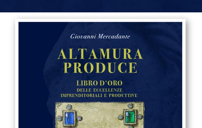 """Altamura produce"": l'imprenditoria altamurana si racconta – Gabriele Proto"