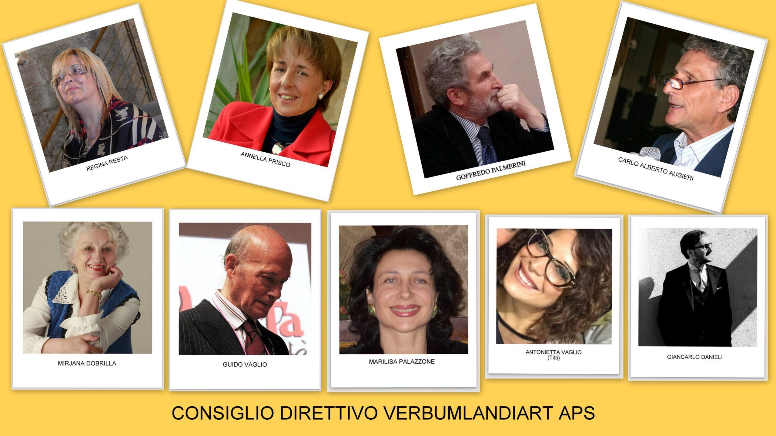 8 ANNI DI INTENSA ATTIVITA' PER VERBUMLANDIART APS – Goffredo Palmerini