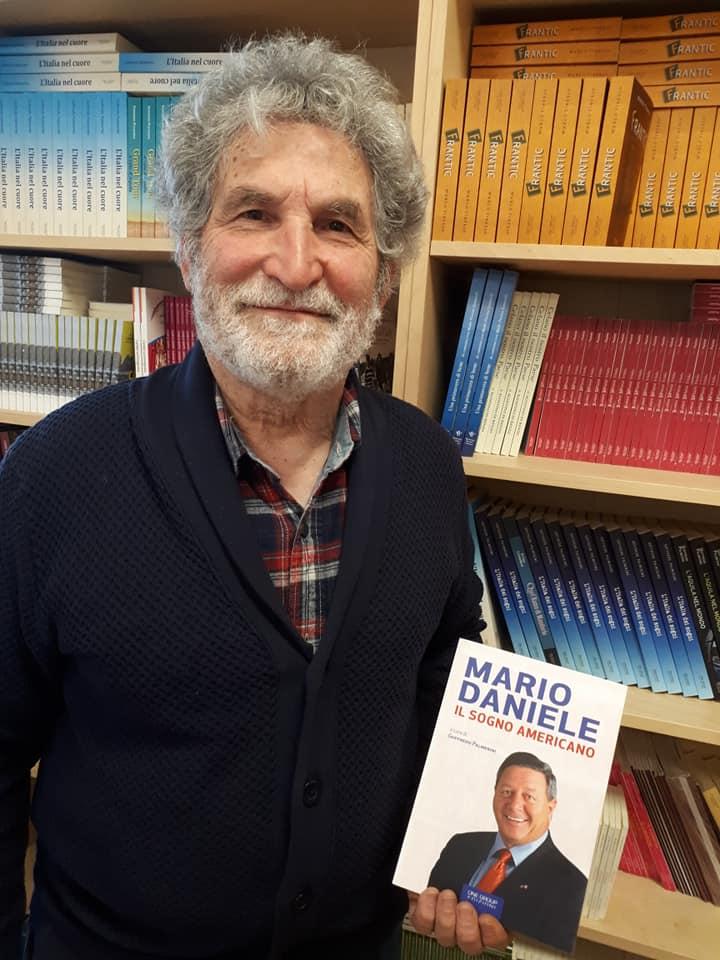 """Recensione al volume """"Mario Daniele, il sogno americano""""  a cura di Goffredo Palmerini, One Group Edizioni di Nicola F. Pomponio"""