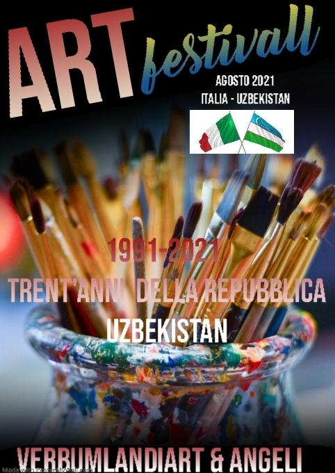 """FESTIVAL DELL'ARTE """"UZBEKISTAN: 1991 – 2021 TRENTANNI  DELLA  REPUBBLICA"""""""
