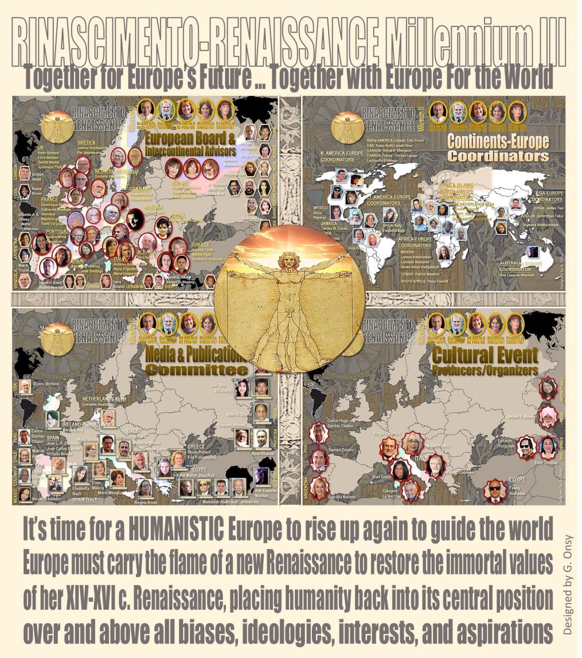 RINASCIMENTO-RENAISSANCE Millennium III – by GEORGE ONSY